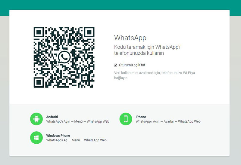 WhatsApp Web Nedir ve Nasıl Kullanılır