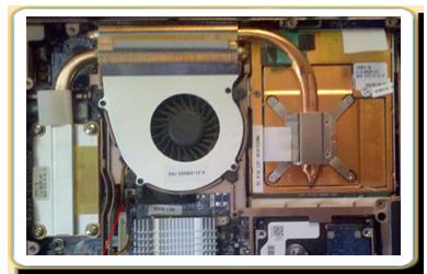 Notebook Bilgisayar Soğutma Sistemi
